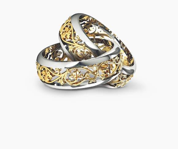 Изумруд обручальные кольца ижевск фото и цены